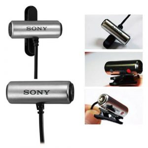 Microphone-Sony-ECM-CS3